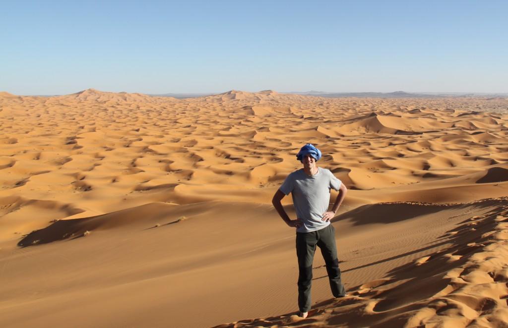 foto marruecos desierto merzouga